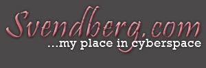 Svendberg.com – Siri Svendberg
